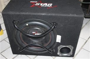 DIGITAL STAR SOUND 1400W SUBWOOFER S039677A #Rosettenvillepawnshop