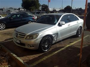 2009 MERCEDES-BENZ C-CLASS C350 AVANTGARDE A/T  SPARE PARTS AVAILABLE