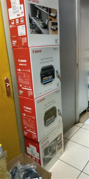 Canon PIXMA TS704 A4 Wi-Fi Inkjet Printer w/Disc Printing