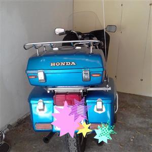1984 Honda Goldwing
