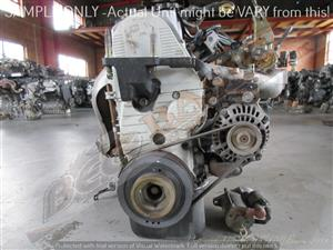 HONDA BALLADE -D16A 1.6L SINGLE CAM EFI 16V Engine