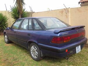 "Daewoo Espero (Manual) Stripping for Parts @ very low prices       ""ALL PARTS  A to Z are available from  1 November 2019""    Call/ Watsup: 0786979226"