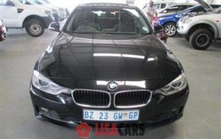 2012 BMW 3 Series 320i GT