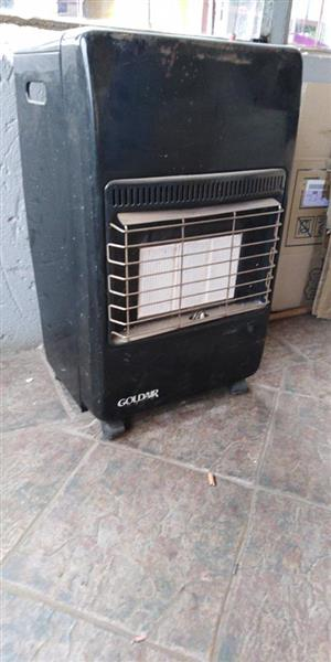 Goldair gas heater for sale