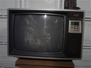 American color TV SET