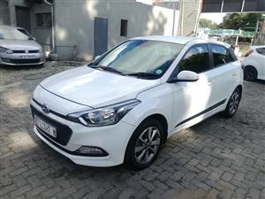 2017 Hyundai i20 1.4 Sport