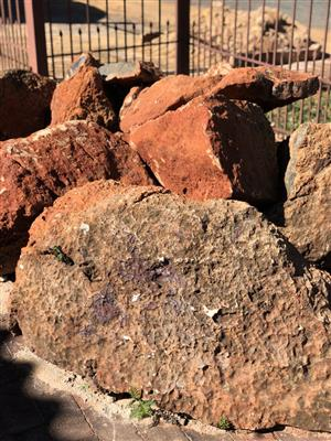 Free Boulders and rocks