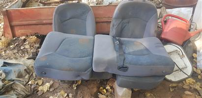 Chev spark 2007 complete Seats for sale