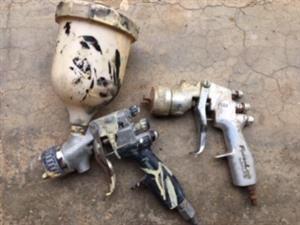 Devil bliss spray gun sale. Price is NEGOTIABLE