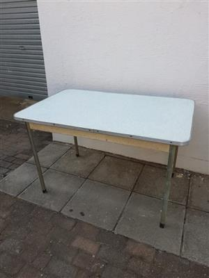 White top kitchen table for sale