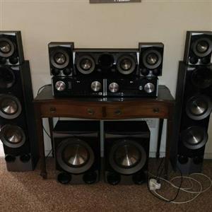 LG Speaker system