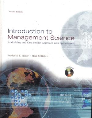 Introduction to Management Science 2003