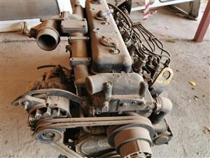 ADE 354 Engine