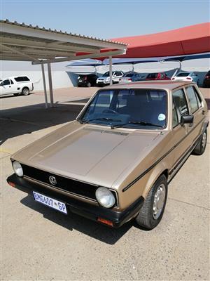 1984 VW Citi Mk1 1.6i