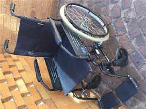 Invacare Zipper2 wheelchair