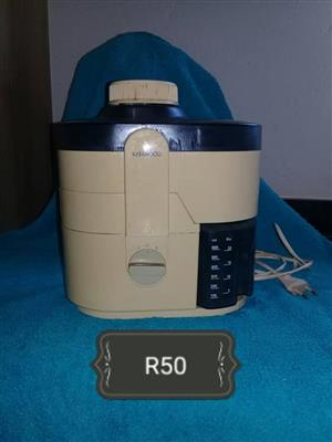 Old kenwood juicer for sale