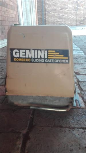 Gemini Gate Motor for Sale