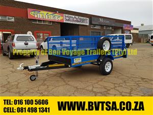 3 Meter Utility Trailer With Brakes