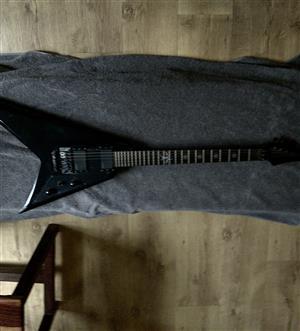Cort VX-4X Flying V Style guitar