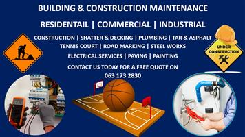 BUILDING and CONSTRUCTION MAINTENANCE​