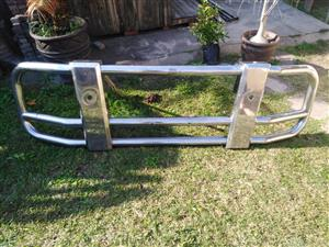 TRUCK BULL BAR FULLY