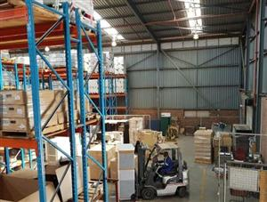 3599m large warehouse in Midrand