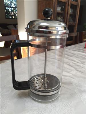 Pyrex French Press Coffee plunger – for that perfect cuppa Joe with Winter round the corner!