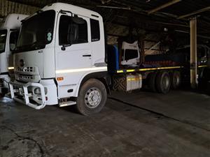 2009 UD460 Rigid 6x4 Brick  Crane Truck