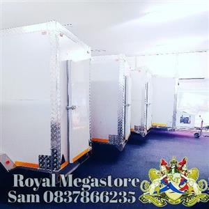Sizzling Hot Sale VIP Toilets,Mobile Freezers,Stretch Tents