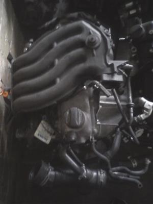 VW Caddy 1.6i engine for sale