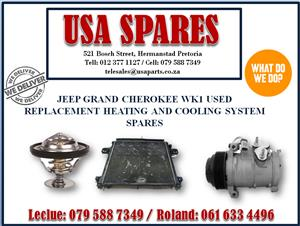 JEEP GRAND CHEROKEE WK1 USED REPLACEMENT HEATING AND COOLING SYSTEM SPARES- USA SPARES CALL NOW