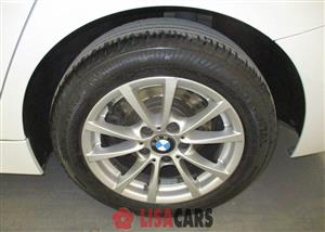 2012 BMW 3 Series sedan 330i A/T (G20)