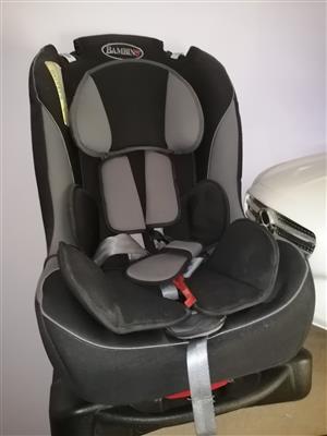 Bambino car seat