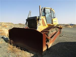 Bell 850 J-John Deere Dozer - ON AUCTION