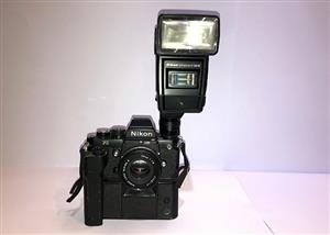 NIKON F3 HP 35 mm SLR CAMERA