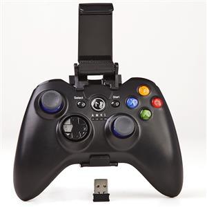 BLUETOOTH -2.4G WIRELESS GAME CONTROLLER