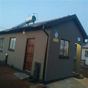 NEW DEVELOPMENT IN DENDRON ROAD NEXT TO RETHABILE GARDENS