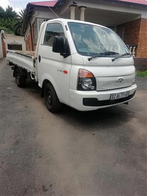 2013 Hyundai H-100 Bakkie 2.6D chassis cab