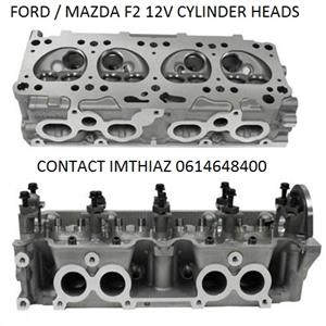 FORD / MAZDA (F2) 12V  CYLINDER HEADS (BRAND NEW)