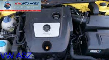 Imported used  VW GOLF 1.9L TDI, ASZ engine Complete