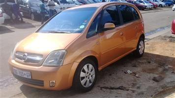 2007 Opel Meriva 1.6 Comfort