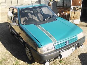 2004 fiat uno mia for sale