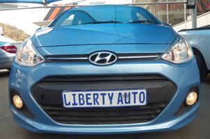 2015 Hyundai i10 1.25 Fluid