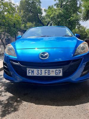 2011 Mazda 3 Mazda 1.6 Active