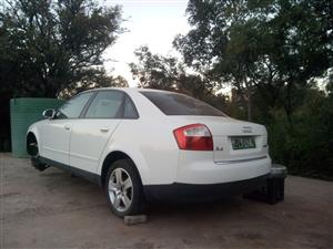 Audi A4 (B6) Body and Gearbox