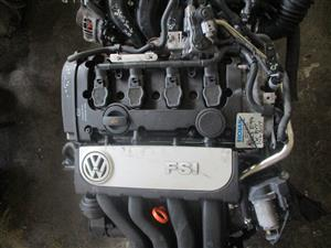 Audi A3 2.0 FSi (BVZ) engine for Sale