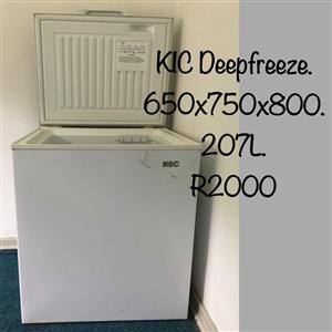 KIC Deep freeze