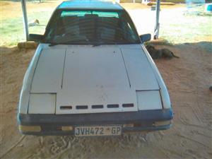 1983 Nissan Langley