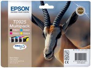 EPSON T0925 Multipack Printer Cartridges