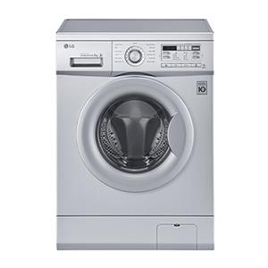 LG Washing Machine 8kg Front Loader Silver Direct Drive 1200RPM